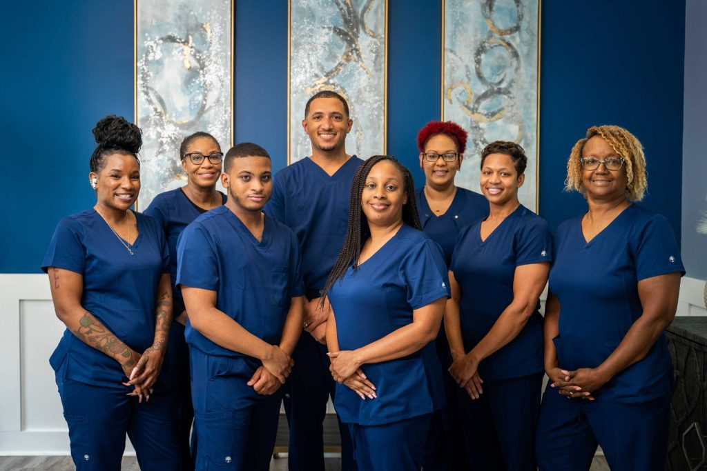 Winning Smiles Family & Cosmetic Dentistry gives back to the community in the University Charlotte area